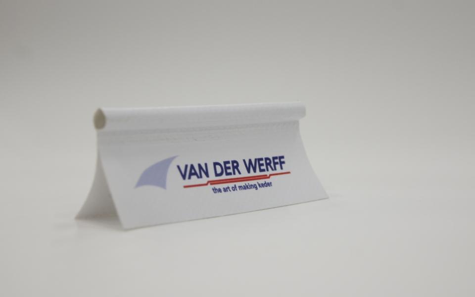 Van der Werff logo Keder